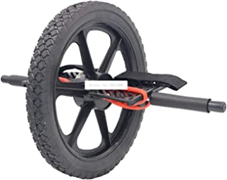 Stor AB Roller Multifunktionell Dual Använd Fothjul Power Roller Ben Treading AB Coaster Foot Abdominal Muscle Wheel