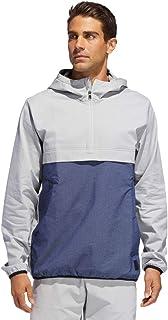 adidas Golf Mens Adicross 1/2 Zip Anorak Water Repellent Stretch Jacket