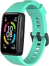 Romacci Pulseira de silicone pulseira de substituição pulseira pulseira ajustável cinto para mulheres homens substituição ...