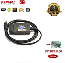 AntiBreak Forscan elm327 usb switch ford android obd modified elmconfig withFTDI chip HS-CAN / MS-CAN OBD2 for Ford Mazda