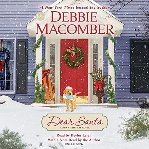 Dear Santa Audiobook By Debbie Macomber cover art