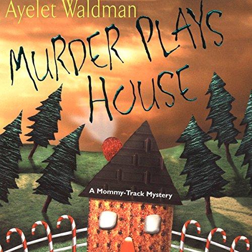 Murder Plays House audiobook cover art