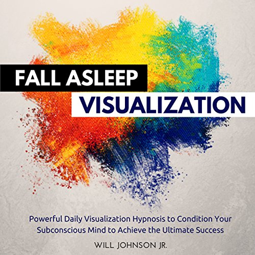 Fall Asleep Visualization audiobook cover art