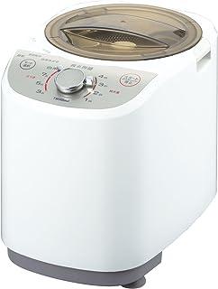 ツインバード コンパクト精米器 精米御膳 ホワイト MR-E520W