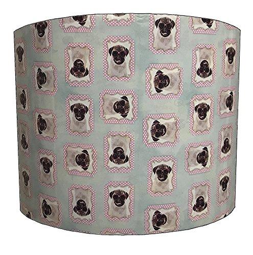 8 Inch Pug Hond Ontwerp Kinderen lampenkap Voor een Ceiiling Licht