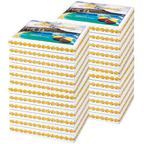 ハワイ 土産 ハワイ パイナップルチョコレートクッキー 24箱セット (海外旅行 ハワイ お土産)