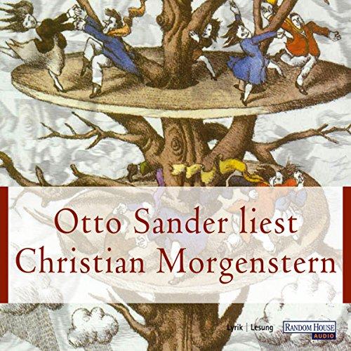 Otto Sander liest Christian Morgenstern Titelbild