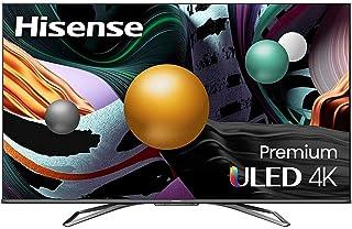 Hisense ULED Premium 65-Inch Class U8G Quantum Series Android 4K Smart TV with Alexa Compatibility (65U8G, 2021 Model)