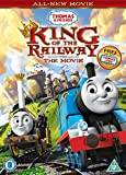Thomas & Friends: King of the Railway [Region 2 DVD + Celebrate Britain Gold £1 Coin)