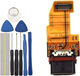 كابل USB Jack Flex مع حلقة مقاومة للماء متوافقة مع Sony Xperia X Performance F8131