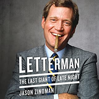 Letterman cover art