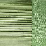 VERDELOOK Oceania, tapparella in cannette di bambù Sottile, 90x230 cm, Verde
