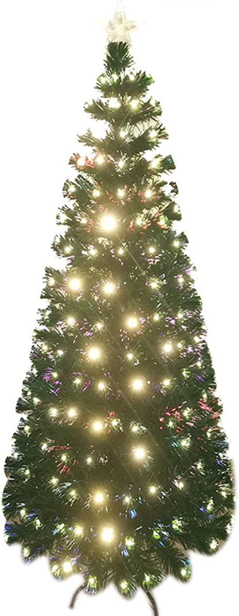 TreesArtificial Christmas Trees New A surprise price is realized product type Premium Colorful LED Lamp Flower