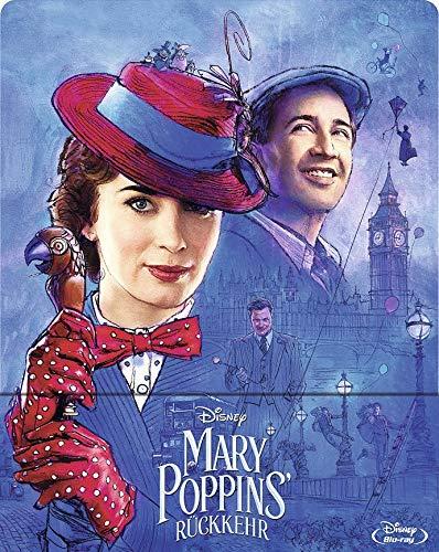 Mary Poppins Rückkehr Steelbook 2D
