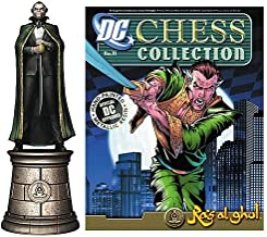 DC Chess Figure & Collector Magazine #11 Ras Al Ghul Black Bishop
