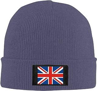 Union Jack Beanie UK United Kingdom Flag Flagge England London bestickt