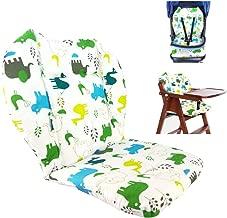 Ancho Baby Stroller/Highchair/Car Seat Cushion Protective Film Breathable high chair pad (Elephant)