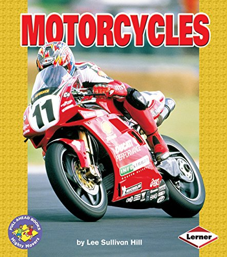 Motorcycles (Pull Ahead Books ― Mighty Movers)