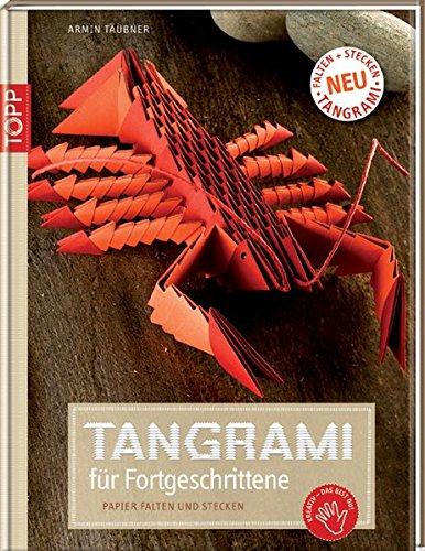 Tangrami für Fortgeschrittene: Papier falten und stecken