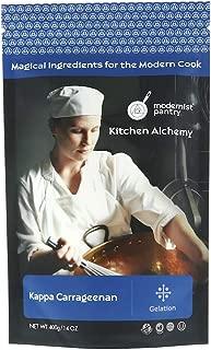 Pure Kappa Carrageenan (Molecular Gastronomy) ⊘ Non-GMO ☮ Vegan ✡ OU Kosher Certified - 400g/14oz