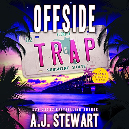 Offside Trap audiobook cover art