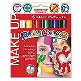 Maquillaje PLAYCOLOR Make UP Basic Pocket de 5 g Caja de 6 Unidades Surtido