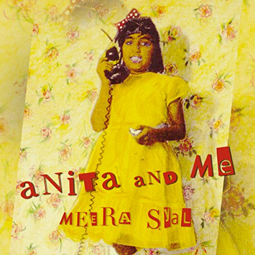 Anita and Me audiobook cover art