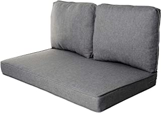 Quality Outdoor Living 29-MG02LV Loveseat Cushion, 46