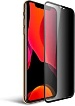 Olixar for iPhone 11 Pro Screen Protector Privacy Glass [Anti-SPY] [Anti Peeping] - Anti-Scratch, Anti-Shatter, Bubble Free, HD Clarity Full Coverage Case Friendly - Easy Application