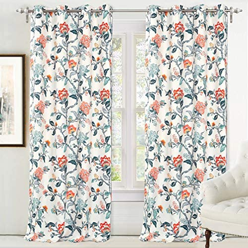 Colorful curtains for living room _image4
