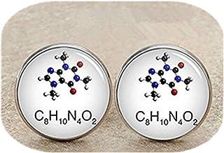 Cafeína Molecular estructura Gemelos