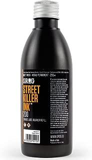 Grog - Street Killer Ink - 200ml - High Staining Dye Ink Marker Mop Refill