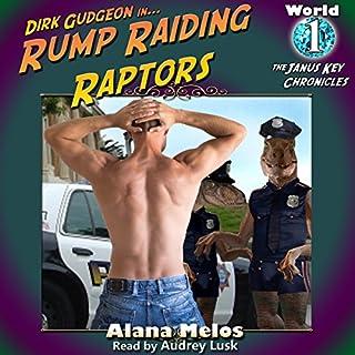 Rump Raiding Raptors audiobook cover art