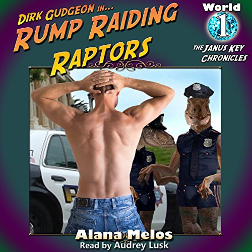 Rump Raiding Raptors audiobook cover art