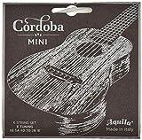 Cordoba Guitars Cordoba Guitar String Set M, Mini R & Mini O Series-E Tuning (05280)