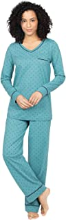Cotton Pajamas for Women - Womens PJ Sets, Pullover