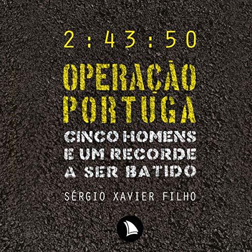 Operação Portuga audiobook cover art