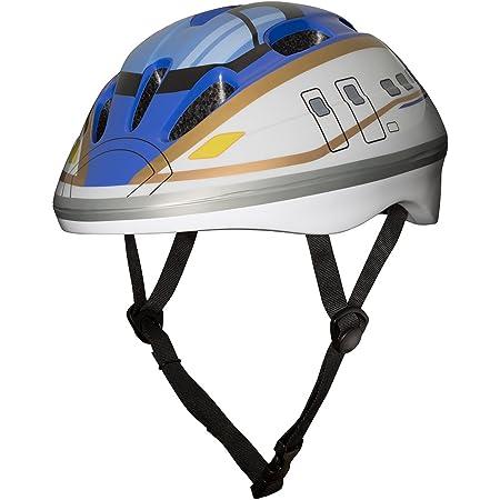 ブルジュラ キッズヘルメット E7系北陸新幹線かがやき Brujula 子供用 自転車ヘルメット 3~8歳向