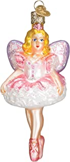 Old World Christmas Kids Toy Collection Glass Blown Ornaments for Christmas Tree Sugar Plum Fairy