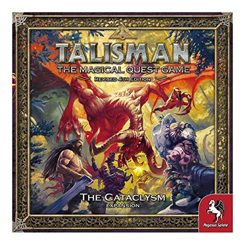 Pegasus Spiele 56212E Talisman The Cataclysm - Juego de Mesa [Importado de Alemania]