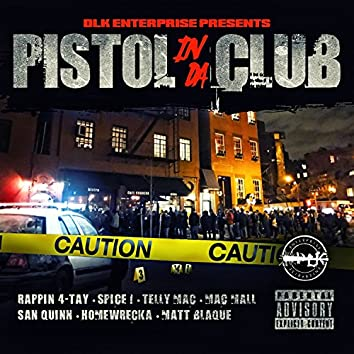 Pistol in da Club - Single