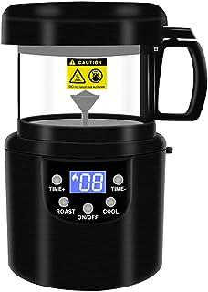 YUCHENGTECH Elektriska kaffebönor rostmaskin hushåll kaffebönor bakmaskin varmluft kaffebönor rostmaskin 80 g 1 400 W (LC...