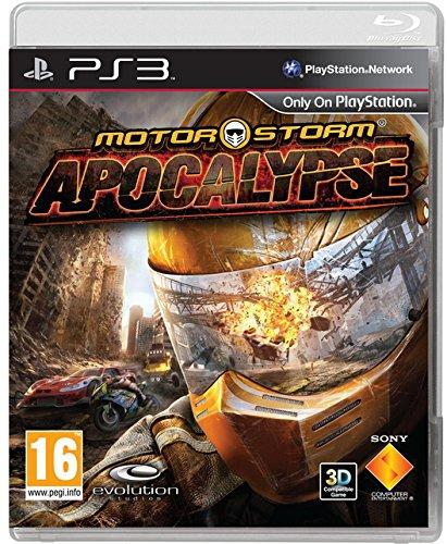 Motorstorm Apocalypse PS-3 ESN PEGI