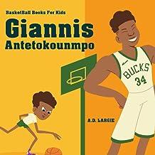 Giannis Antetokounmpo: I Can Read Books Level 4 (Basketball Books For Kids) PDF