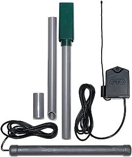 50フィート ドライブウェイ車両センサー (FM138) マイティミュール自動ゲートオープナー用 Wireless Vehicle Sensor FM130-SW 1