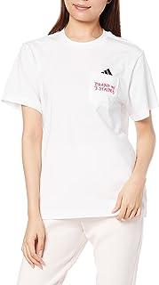 [アディダス] 半袖 Tシャツ バッジ オブ スポーツ 半袖ポケットTシャツ JKW68 レディース