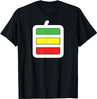 「自」漢字 自ら みずから 自ずと おのずと 自ずから おのずから ジ シ 電池 バッテリー 緑 黄 赤 エネルギー Tシャツ