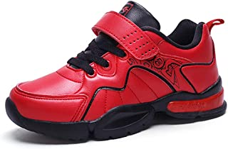 86015120d51 LGXH Breathable Boys Girls Running Basketball Shoes Anti-Slip Comfy Big Kids  Walking Athletic Sneakers