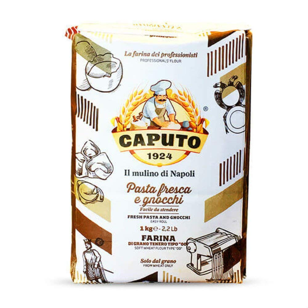 00 Antimo Caputo Pasta  Gnocchi Flour 2.2 Lb Bag- Italian Doubl