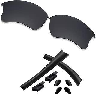 20+ Choices Rubber Kits/Lens Replacement for OAKLEY Flak Jacket XLJ Sunglass